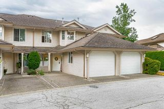 """Photo 1: 10 9045 WALNUT GROVE Drive in Langley: Walnut Grove Townhouse for sale in """"BRIDLEWOODS"""" : MLS®# R2606404"""