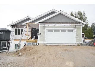 Photo 1: 2181 Northeast 24 Avenue in Salmon Arm: House for sale (NE SALMON ARM)  : MLS®# 10132511