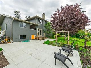 Photo 18: 599 Ridgegrove Ave in VICTORIA: SW Northridge House for sale (Saanich West)  : MLS®# 700992