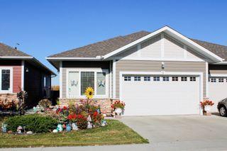 Photo 1: 5 175 MCCONACHIE Drive in Edmonton: Zone 03 House Half Duplex for sale : MLS®# E4266416