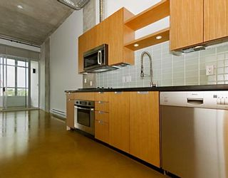 """Photo 5: 203 495 W 6TH Avenue in Vancouver: Mount Pleasant VW Condo for sale in """"LOFT 495"""" (Vancouver West)  : MLS®# V772175"""