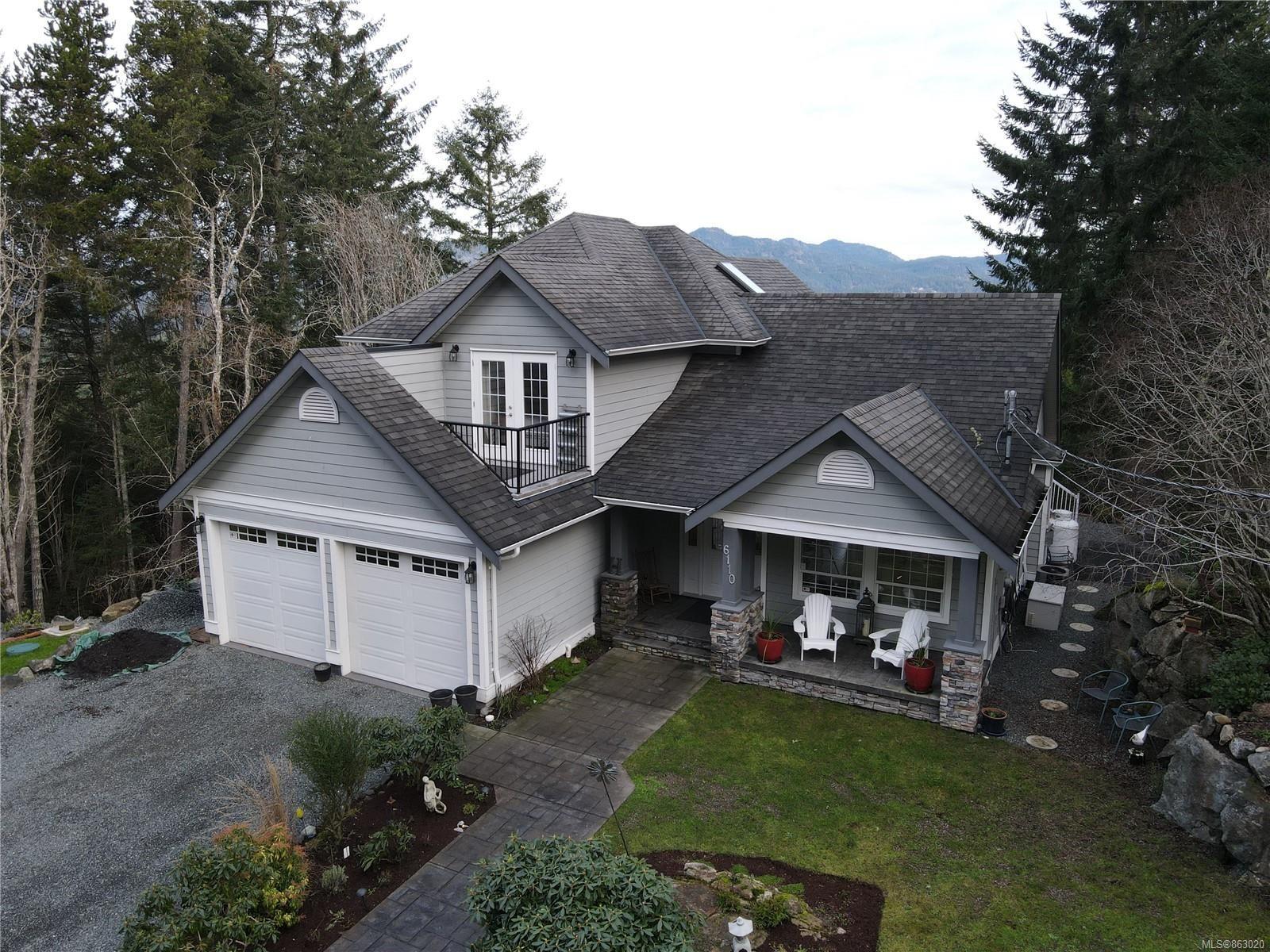 Main Photo: 6110 Copper View Lane in : Sk East Sooke House for sale (Sooke)  : MLS®# 863020
