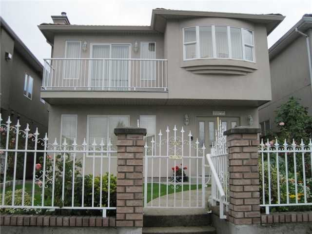 Main Photo: 4488 Fraser St. in Vancouver: Fraser VE House for sale (Vancouver East)  : MLS®# V851821
