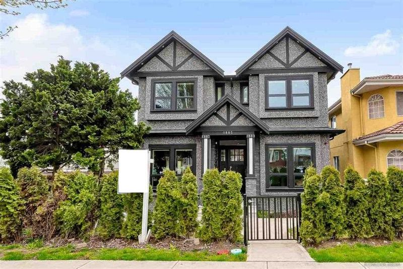 FEATURED LISTING: 1885 35TH Avenue East Vancouver