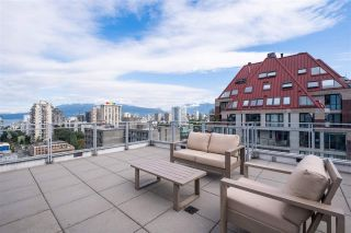 "Photo 20: 1801 1009 HARWOOD Street in Vancouver: West End VW Condo for sale in ""THE MODERN"" (Vancouver West)  : MLS®# R2488583"