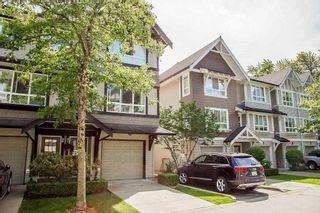 """Photo 1: 61 6747 203 Street in Langley: Willoughby Heights Townhouse for sale in """"SAGEBROOK"""" : MLS®# R2454928"""