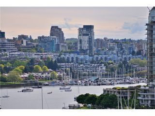 """Photo 19: 1603 8 SMITHE Mews in Vancouver: False Creek Condo for sale in """"Flagship"""" (Vancouver West)  : MLS®# V1064248"""