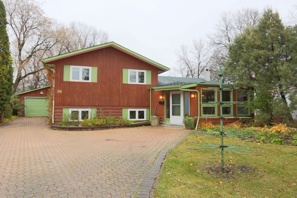 Photo 30: Photos: 86 Tamarind Drive in Winnipeg: Fraser's Grove Single Family Detached for sale (3C)  : MLS®# 1628027