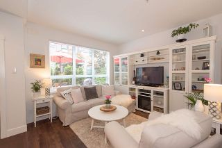 """Photo 1: 4 3508 MT SEYMOUR Parkway in North Vancouver: Northlands Townhouse for sale in """"Parkgate"""" : MLS®# R2282114"""