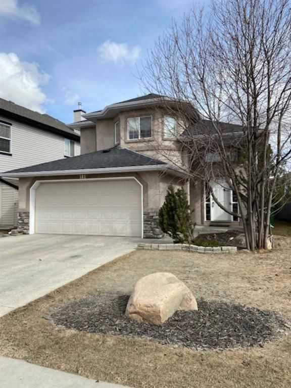 Main Photo: 181 Coopers Close SW: Airdrie Detached for sale : MLS®# A1082755