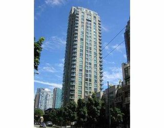 """Photo 1: 1602 928 RICHARDS Street in Vancouver: Downtown VW Condo for sale in """"SAVOY"""" (Vancouver West)  : MLS®# V670073"""