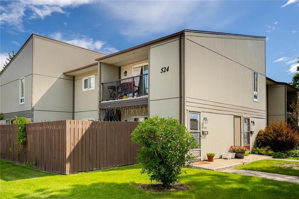 Main Photo: 3 524 Kenaston Boulevard in Winnipeg: River Heights South Condominium for sale (1D)  : MLS®# 202112780