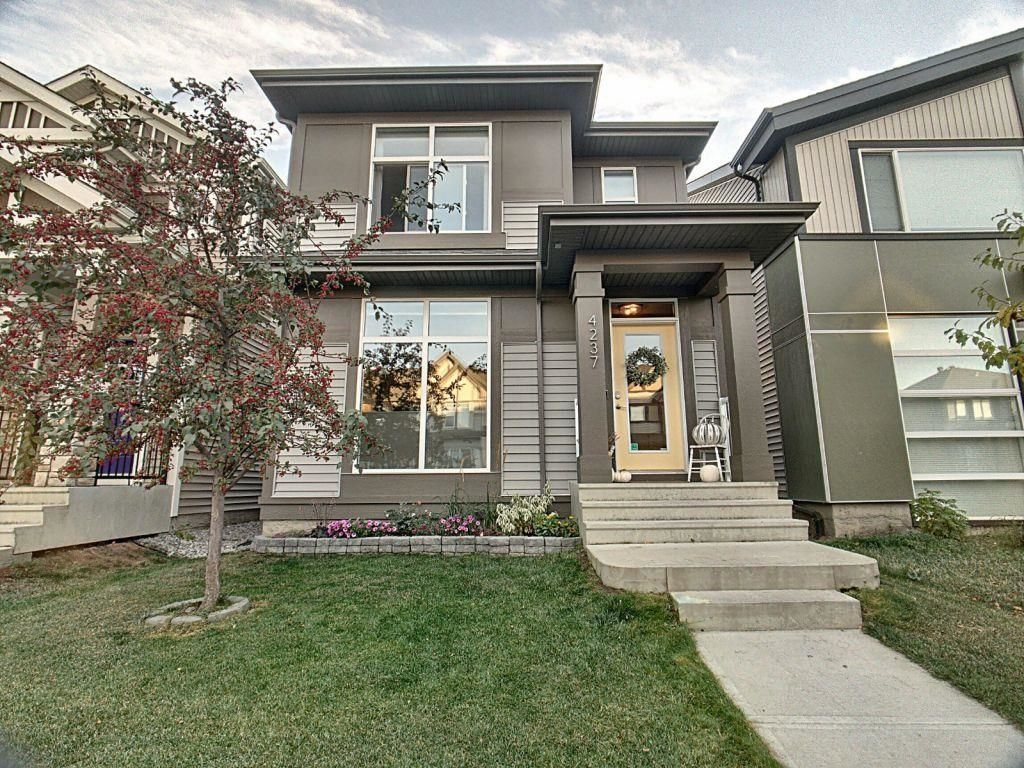 Main Photo: 4237 PROWSE Way in Edmonton: Zone 55 House for sale : MLS®# E4266173
