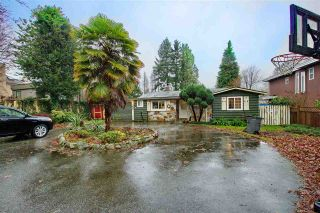 Photo 1: 1676 SW MARINE Drive in Vancouver: Marpole House for sale (Vancouver West)  : MLS®# R2432065