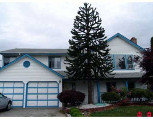 Main Photo: 31247 DEHAVILLAND Drive in Abbotsford: Abbotsford West House for sale : MLS®# F2715659