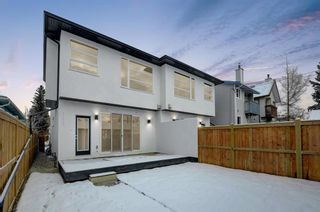 Photo 41: 835 21 Avenue NW in Calgary: Mount Pleasant Semi Detached for sale : MLS®# A1056279