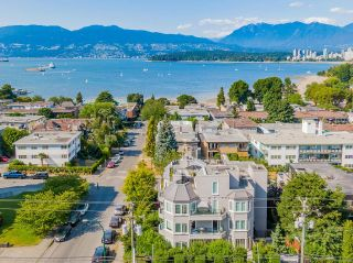 """Photo 29: 401 2298 W 1ST Avenue in Vancouver: Kitsilano Condo for sale in """"The Lookout"""" (Vancouver West)  : MLS®# R2617579"""