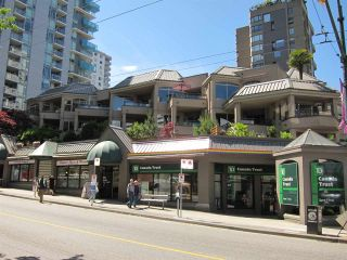 "Photo 1: 207 1208 BIDWELL Street in Vancouver: West End VW Condo for sale in ""Baybreeze"" (Vancouver West)  : MLS®# R2409529"