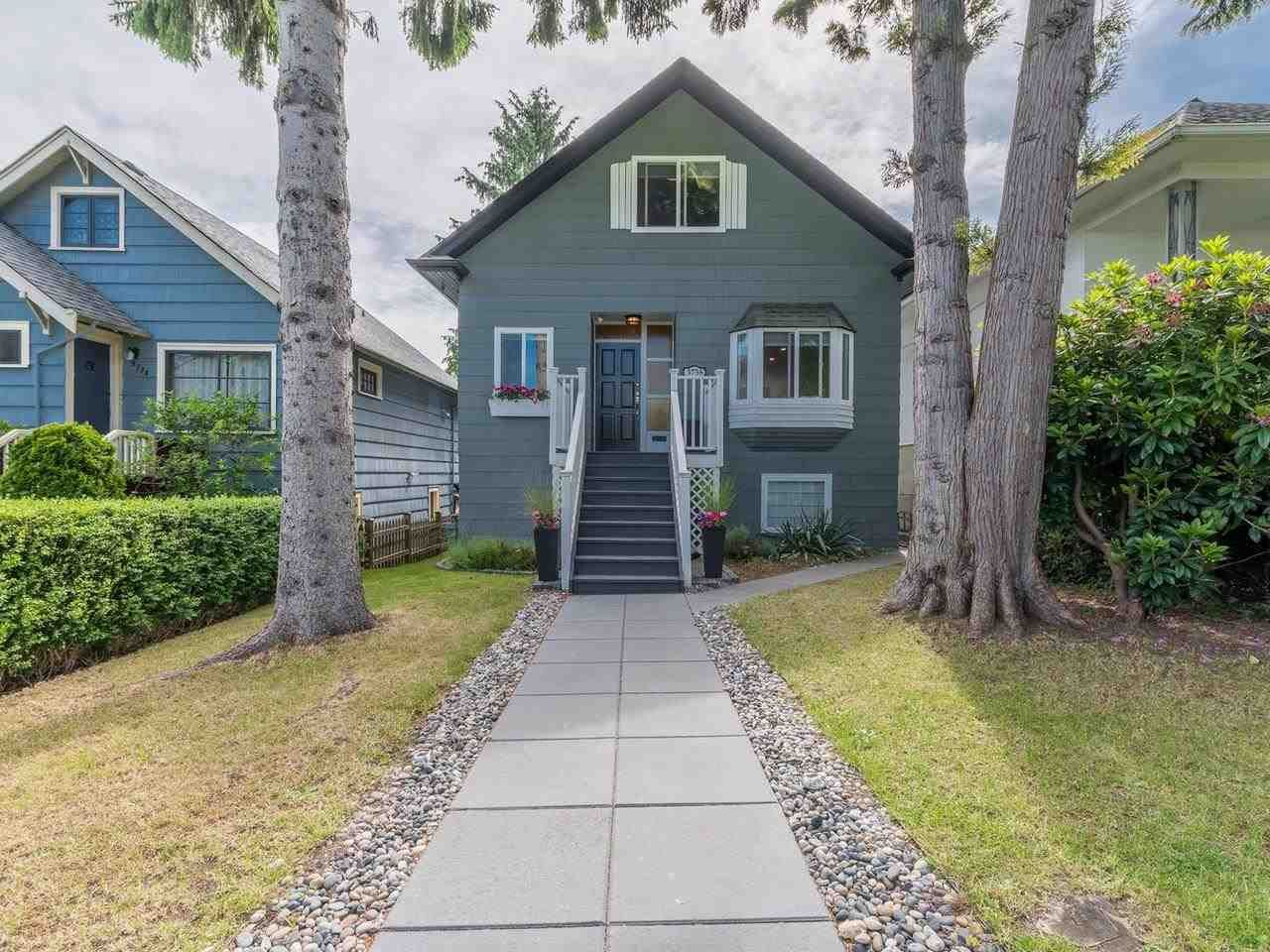 Main Photo: 3758 DUMFRIES Street in Vancouver: Knight House for sale (Vancouver East)  : MLS®# R2590666