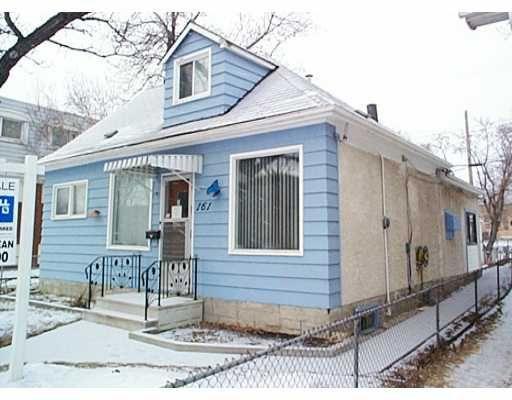 Main Photo: 161 MIGHTON Avenue in WINNIPEG: East Kildonan Residential for sale (North East Winnipeg)  : MLS®# 2202127
