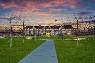 Photo 1: #1110 175 SILVERADO BV SW in Calgary: Silverado Condo for sale : MLS®# C4249538