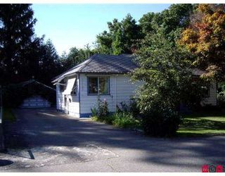 Photo 1: 2329 MOULDSTADE Road in Abbotsford: Central Abbotsford House for sale : MLS®# F2723816