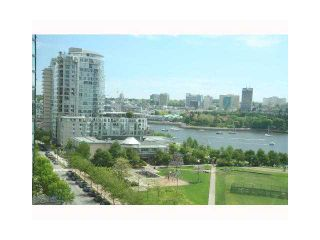 Photo 1: 1201 289 Drake Street in Vancouver: Downtown VW Condo for sale (Vancouver West)  : MLS®# V831360