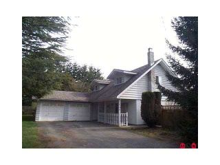 Photo 1: 20290 40TH Avenue in Langley: Brookswood Langley House for sale : MLS®# F1431621