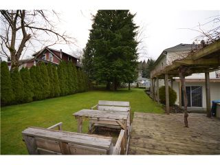 Photo 10: 2514 ST GEORGE Street in Port Moody: Port Moody Centre House for sale : MLS®# V994700