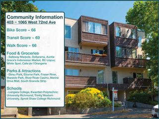 """Photo 19: 403 1065 W 72ND Avenue in Vancouver: Marpole Condo for sale in """"OSLER HEIGHTS"""" (Vancouver West)  : MLS®# R2601485"""