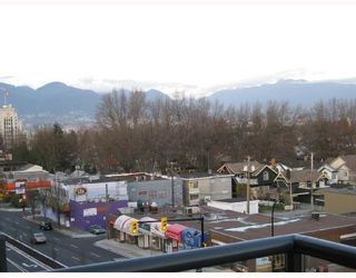 """Photo 6: 608 3228 TUPPER Street in Vancouver: Cambie Condo for sale in """"THE OLIVE"""" (Vancouver West)  : MLS®# V778026"""
