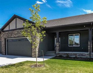 Photo 1: 24 7115 Armour Link in Edmonton: Zone 56 Townhouse for sale : MLS®# E4237486