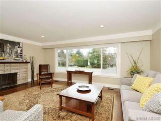 Photo 3: 3524 Henderson Rd in VICTORIA: OB Henderson House for sale (Oak Bay)  : MLS®# 692977