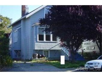 Main Photo: 1440 Bay St in VICTORIA: Vi Oaklands House for sale (Victoria)  : MLS®# 319467