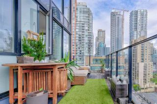 """Photo 2: 1302 1325 ROLSTON Street in Vancouver: Yaletown Condo for sale in """"The Rolston"""" (Vancouver West)  : MLS®# R2574572"""