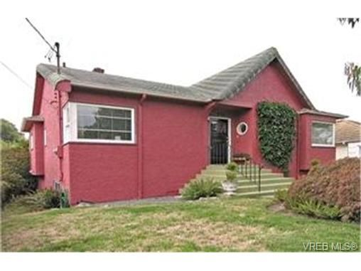 Main Photo:  in VICTORIA: SE Camosun House for sale (Saanich East)  : MLS®# 410055