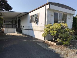 """Photo 1: 42 15875 20 Avenue in Surrey: King George Corridor Manufactured Home for sale in """"SEA RIDGE"""" (South Surrey White Rock)  : MLS®# R2300530"""