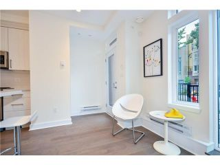 """Photo 7: 3711 COMMERCIAL Street in Vancouver: Victoria VE Townhouse for sale in """"O2"""" (Vancouver East)  : MLS®# V1025256"""