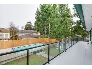 Photo 16: 837 WYVERN AV in Coquitlam: Coquitlam West House for sale : MLS®# V1100123