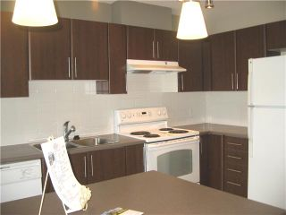 "Photo 2: 2803 1178 HEFFLEY Crescent in Coquitlam: North Coquitlam Condo for sale in ""OBELISK"" : MLS®# V835720"