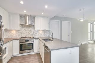 "Photo 1: 1709 520 COMO LAKE Avenue in Coquitlam: Coquitlam West Condo for sale in ""The Crown"" : MLS®# R2497727"