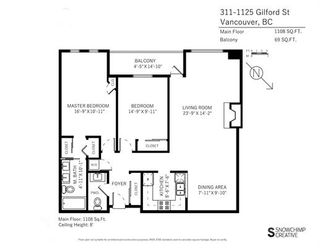"""Photo 20: 311 1125 GILFORD Street in Vancouver: West End VW Condo for sale in """"GILFORD COURT"""" (Vancouver West)  : MLS®# R2158681"""