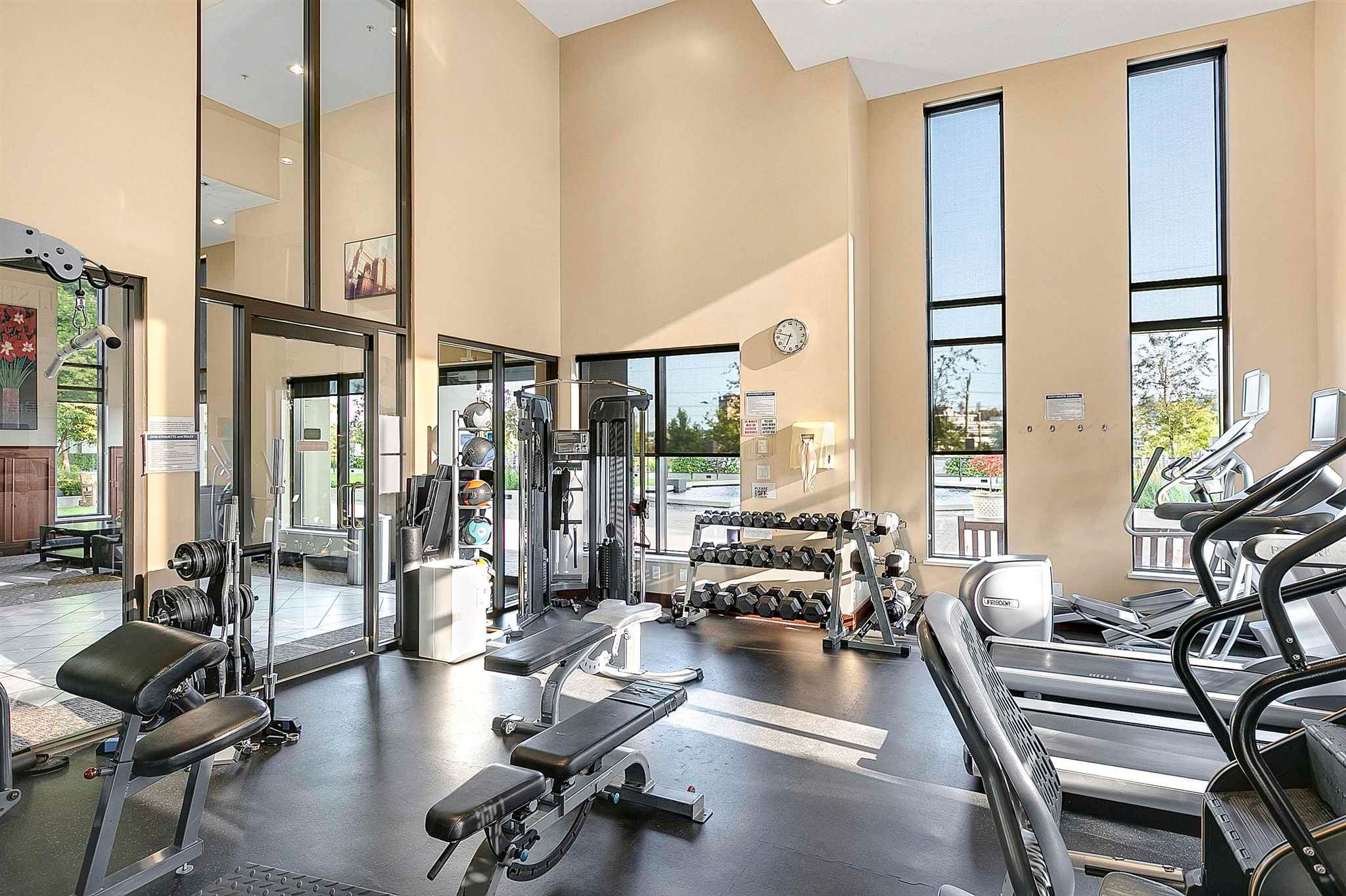"""Photo 24: Photos: 506 2345 MADISON Avenue in Burnaby: Brentwood Park Condo for sale in """"ONE MADISON AVENUE"""" (Burnaby North)  : MLS®# R2601656"""