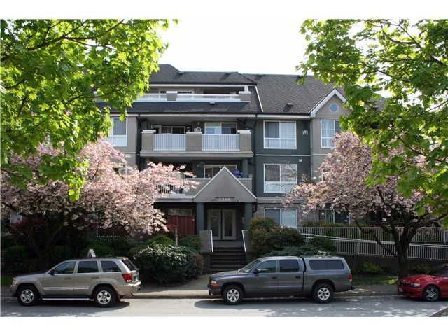 Main Photo: # 105 2388 WELCHER AV in Port Coquitlam: Central Pt Coquitlam Condo for sale : MLS®# V1117027