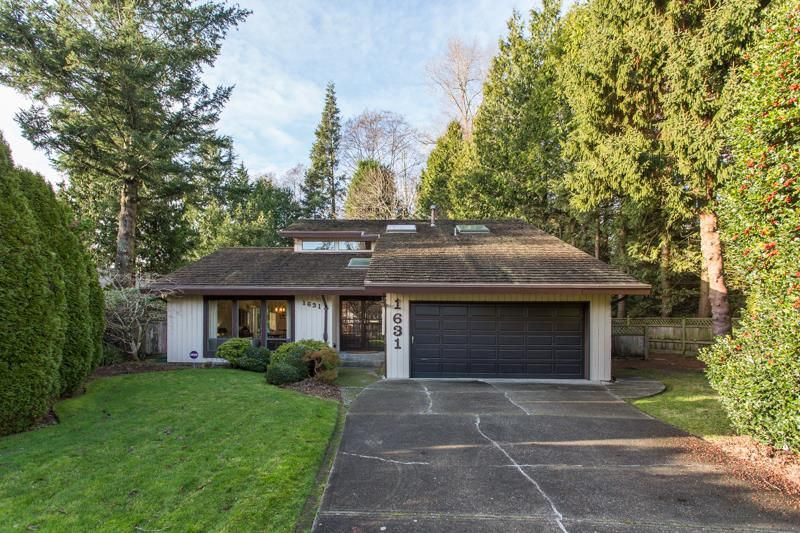 "Main Photo: 1631 133A Street in Surrey: Crescent Bch Ocean Pk. House for sale in ""Amble Greene"" (South Surrey White Rock)  : MLS®# R2528284"