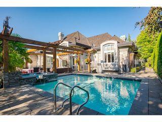 "Photo 40: 15813 COLLINGWOOD Crescent in Surrey: Morgan Creek House for sale in ""Morgan Creek"" (South Surrey White Rock)  : MLS®# R2612197"