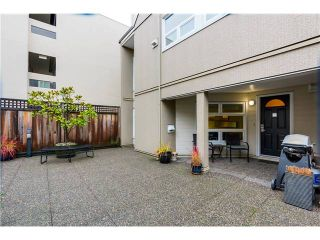 """Photo 13: 17 1350 W 6TH Avenue in Vancouver: Fairview VW Townhouse for sale in """"PEPPER RIDGE"""" (Vancouver West)  : MLS®# V1094949"""