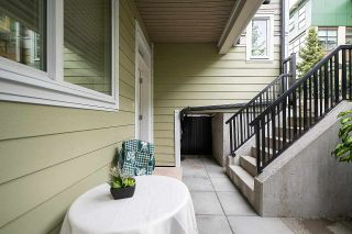 """Photo 20: 103 3788 NORFOLK Street in Burnaby: Central BN Townhouse for sale in """"PANACASA"""" (Burnaby North)  : MLS®# R2576806"""