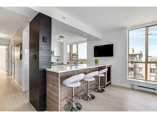 """Photo 9: 1201 1405 W 12TH Avenue in Vancouver: Fairview VW Condo for sale in """"THE WARRENTON"""" (Vancouver West)  : MLS®# V1062327"""