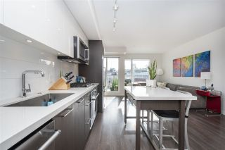 "Photo 1: 511 417 GREAT NORTHERN Way in Vancouver: Strathcona Condo for sale in ""Canvas"" (Vancouver East)  : MLS®# R2543992"